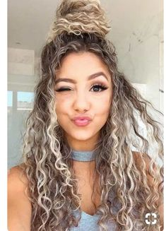 Natural Curly Hairstyles | Hair Obsessed | Pinterest | Curly hair ...