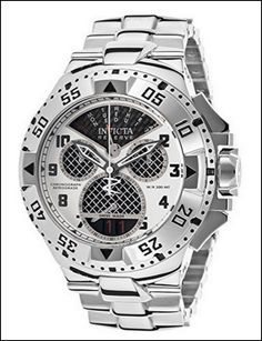 Invicta 17468 Excursion Reserve Watch Review – Masculine Chronograph Carbon Fiber Dial Timepiece