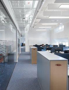 红牛办公室,斯德哥尔摩,2015年 - PS建筑学
