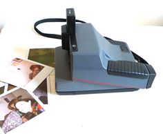 Polaroid Impulse AF WORKS// Flash Timer // Uses 600 Film... by BibbysRocket, $32.00