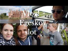 Vlog!! Egeskov Slot + Kærestens Fødelsdag!
