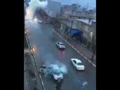 Lightning Strikes Car, Then it Gets Weird - Neatorama