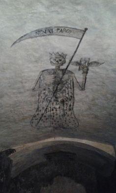 Chiesa del Santo Sepolcro, la cripta. Cagliari