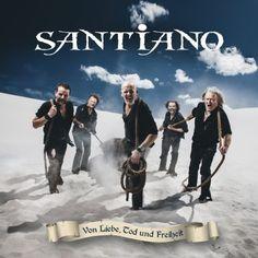 Santiano - Von Liebe, Tod und Freiheit. Die exklusive Edition mit Poster gibt es nur bei uns! #santiano #musik #weltbild