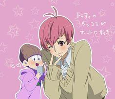 Osomatsu-san- Todomatsu #Anime「♡」F6