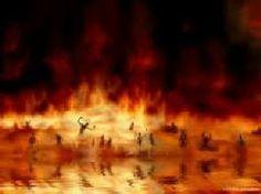 El infierno es real y dura para siempre: La Virgen María muestra el infierno a tres niños e...