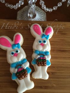 Easter Bunny - HEIDIJO | Cookie Connection