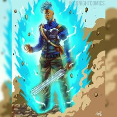 Evening guys Hope you are well Hey we have ANOTHER Michael B Jordan and DBZ Vegeta mashup for you lol @michaelbjordan guess what yep one more we arent angling for a follow #cough This is by our friend Cameron drop him a follow @cknightcomics We have a Twitter at : https://www.twitter.com/choccitycomics Enjoy the vibe guys use it to push your projects and more importantly support each other Feel free to like and REGRAM crediting the artist and us as the source. #blackpanther #chocolat
