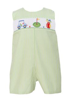 smocked golf... maybe Wes will let Colton wear this