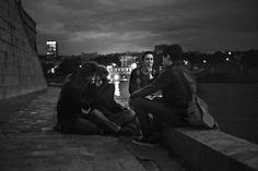 Ile Saint-Louis, 2012・Photo-essays
