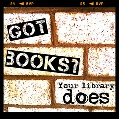 Got books? Your library does