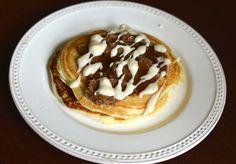 IHOP Cinn-a-Stack Pancakes - CopyKat Recipes | Copycat Recipes | Restaurant Recipes