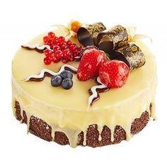 Сливочный торт Jelly, Cheesecake, Deserts, Food, Recipies, Cheesecakes, Essen, Postres, Meals