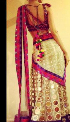 Beautiful Indian lengha!