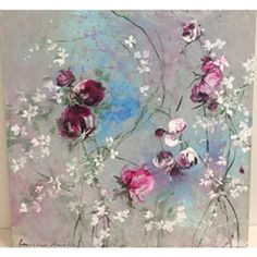 Laurence Amelie Painting of Floral