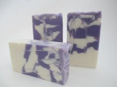 Lavender, Lavender, it's so calming and relaxing. This is a tried and true favorite for taking away the stress of the day. It bubbles up with lots of lather, and all the natural oils and butters leave your skin feeling silky smooth. Ingredients: Coconut Oil, Palm Oil, Shea Butter, Olive Oil, Castor Oil, Essential Oil, Silk Fibers, Water, Sodium Hydroxide (Lye).