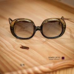 Original Vintage Womens  Eye Glasses 60s  Christian Dior Retro Fashion Eyewear Unworn found in an old store's warehouse #98 by ZemerOptic on Etsy