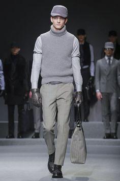 Daks Menswear Fall Winter 2017 Milan