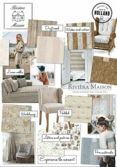 Riviera Maison Wallpaper 2016