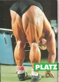 All hail Tom Platz, the Hamstring King