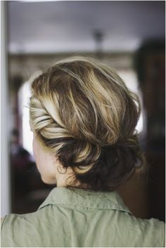 Cute hairstyles if you have long hair...braids, up-do and more!
