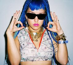 Brooke Candy swag