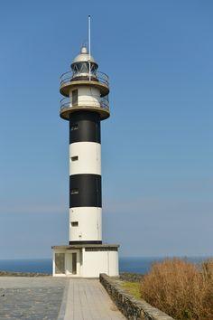 Faro de Ortigueira Cabo de San Augustin