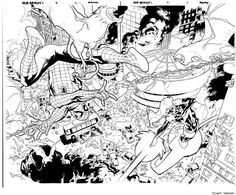 Best Art Ever (This Week) - 01.25.13 - Avengers by Stuart Immonen
