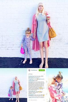 ZINNIA TUNIC DRESS As seen on // Coury of style blog Fancy Treehouse