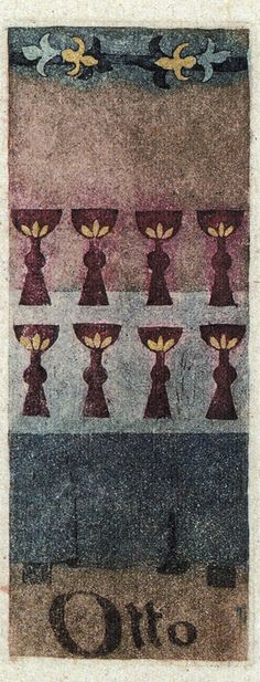 Eight of Cups - Court of Tarot by Anna Maria D'Onofrio