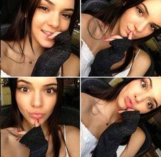 Kendall Jenner, makeup