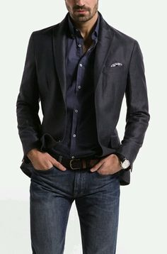 Casual Male Fashion business casual men jeans best outfits - business-casualforwomen.com