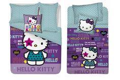 Ropa de cama. Hello Kitty. http://www.distrihogar.com.co