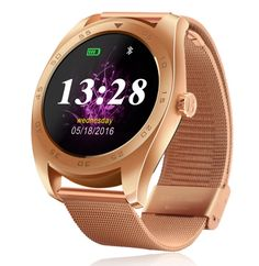 Neue Smart Uhr K89 1,22 Zoll IPS Runde Touchscreen Unterstützung Herzfrequenz Bluetooth Smartwatch Für Apple IOS Android Smartphone //Price: $US $81.19 & FREE Shipping //     #smartuhren