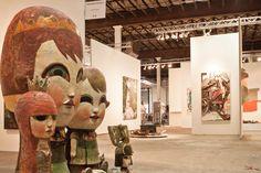 JUSTMAD MIA, feria de arte español pionera en Miami JUSTMAD MIA será la primera feria de arte contemporáneo española que cruza el océano para instalarse en una de las capitales mundiales del arte más vivas del momento: Miami. Charlamos con Javier Duero, su director creativo.