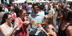 Taste of Buffalo - 2nd largest food festival in the country!