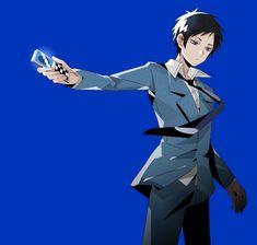 Manga Anime, Anime Art, Otaku Anime, Durarara Mikado, Me Me Me Anime, Anime Guys, Izaya Orihara, Japanese Anime Series, Urban Legends