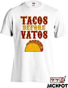 Funny Taco Shirt Cinco De Mayo T Shirt Taco Tuesday by JackPotTees