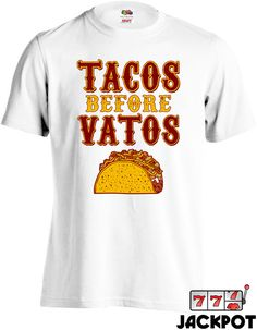 Funny Taco Shirt Cinco De Mayo T Shirt Taco Tuesday by JackPotTees