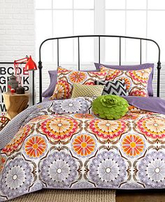 Marigold 3 Piece Full/Queen Comforter Set - Sale Bed in a Bag - Bed & Bath - Macy's