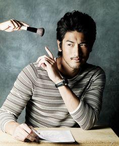 Godfrey Gao - this is my Knox