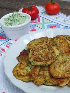 Ízőrző: Cukkinis lapcsánka Zucchini, Paleo, Food And Drink, Healthy Recipes, Chicken, Vegetables, Fitness, Plants, Summer Squash