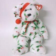 Christmas Teddy Bear ... Beanie Baby d0778288b94