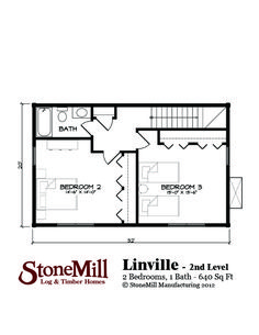 Linville 2nd Floor
