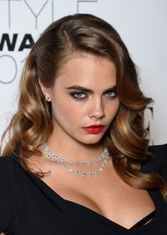 30 ways to change up your long hair without having to chop off the length, inspired by celebs like Cara Delevingne.