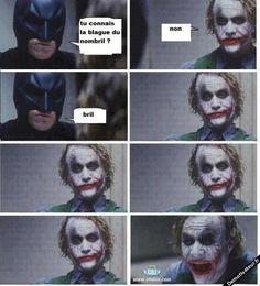 La blague de Batman!!