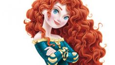 Disney Cartoon Princesses with Merida | NEW: 'Brave' creator signs petition, says changes 'horrible' Her new ...