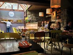 This cozy cafe in the heart of Galway serves up inventive and tasty modern fare.