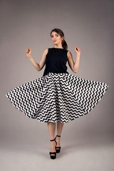 spódnica midi z koła WAVi w NG - Natalia Gorzołka  na DaWanda.com Brave Women, Ss 15, Summer Collection, Midi Skirt, Spring Summer, Fiancee, Skirts, Inspiration, Etsy