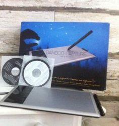 mesa digitalizadora wacom bamboo capture pen cth-470l